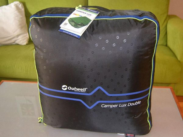 Outwell Camper Lux